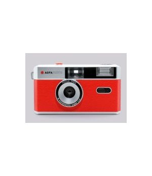 AGFA FOTOCAMERA ANALOGICA 35 MM RED