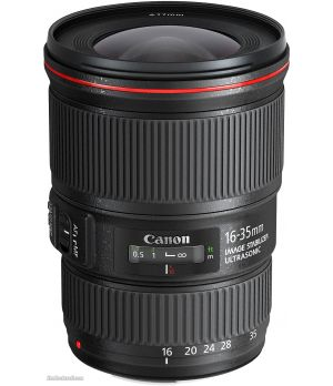 CANON EF 16-35/4 L IS USM (SIP)