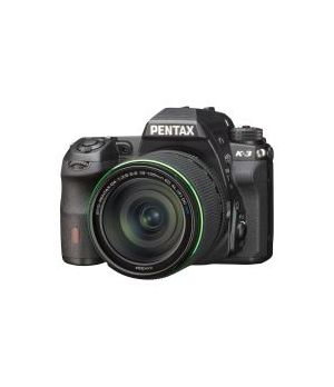 PENTAX K3II + 18-135 3,5-5,6 ED AL  (IF) DC WR KIT BLACK