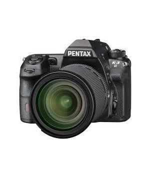 PENTAX K3II + 16-85 3,5-5,6 ED AL  (IF) DC WR KIT BLACK