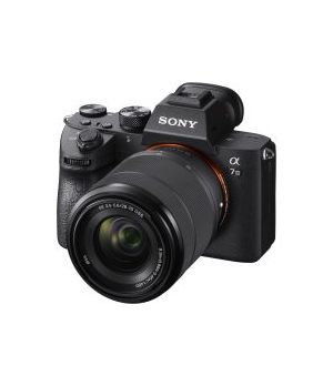 SONY ALPHA ILCE-7M3 KB + SEL 28-70 SDS 24,3MB