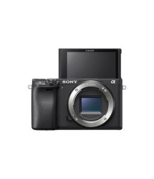 SONY ALPHA ILCE 6400 BODY BLACK 24,2 MP APS-C E-MOUNT (SELETTIVO)