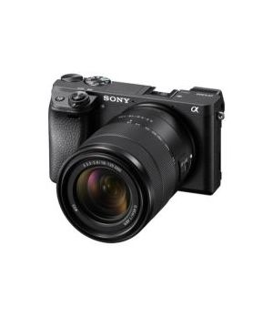 SONY ALPHA ILCE 6400+18-135 BLACK 24,2 MP APS-C E-MOUNT (SELETTIVO)