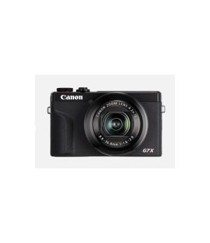 CANON POWER SHOT G7X MARKIII BLACK 20,1 MPX  4K 24MM 4,2X 1,8-2,8 (SIP)