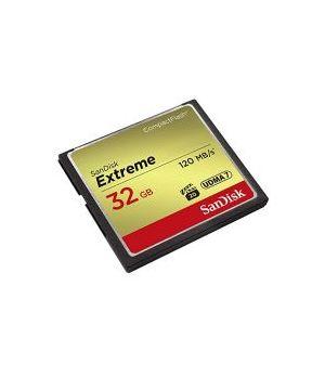 SANDISK CF EXTREME 32 GB 120 MB/S 800X UDMA7