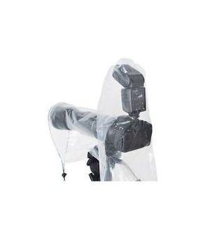 REPORETR/JJC PROTEZIONE ANTIPIOGGIA 11400 PER REFLEX DSLR RI-5 (MONOUSO) 2 PEZZI