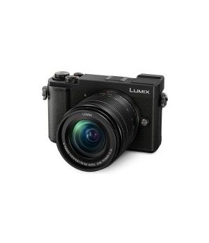 PANASONIC GX9 + 12-60  20,3 BLACK