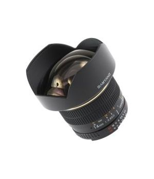 SAMYANG 8 MM 3.5 FISH-EYE CANON APS-C NO AUTOFOCUS