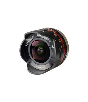 SAMYANG 7,5 3,5 UMC FISH EYE MICRO 4/3 ^