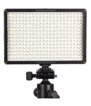 GODOX ILLUMINATORE LED A PANNELLO L308II 3300¡-5600¡/K 4 ALETTE (BATTERIA NPF330/550 ESCLUSA)