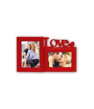 ZEP LOVE CORNICE CARACAS RED XB12R 10X15 13X18 (35X21)