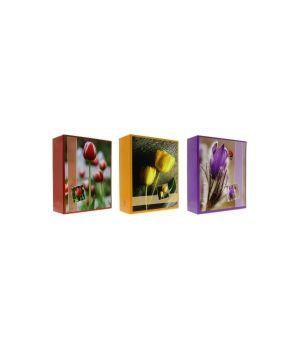 GEDEON ALBUM CR46300/2WBFLOWER 10X15 300 FOTO