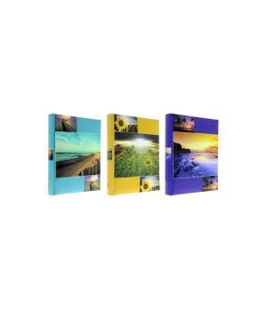 GEDEON ALBUM B46100/2SVISTA 10X15 100 FOTO