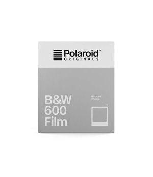 POLAROID 600 B&W  ASA 640 - 8 FOTO