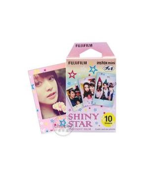 FUJI FILM INSTAX MINI SHINY STAR 10 F