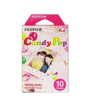 FUJI FILM INSTAX MINI CANDY POP 10 F