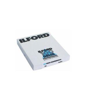 ILFORD DELTA 100 10,2X12,7 4X5 25 F 1743445
