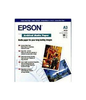 EPSON ARCHIVAL MATTE A3 50F S041344