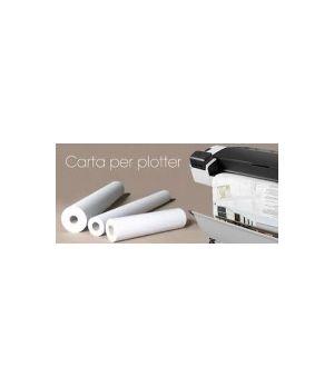 CARTA PLOTTER WHITEBACK 61 X 50 120GR