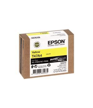 EPSON T47A4 50 ML PER P900 YELLOW