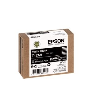 EPSON T47A8 50 ML PER P900 BLACK MATTE