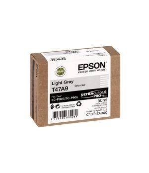 EPSON T47A9 50 ML PER P900 LIGHT GRAY