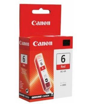 CANON BCI6R ROSSO BLISTER