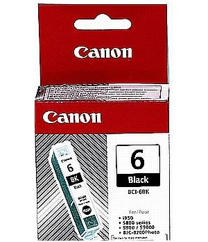 CANON BCI6BK BLACK