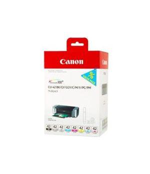 CANON CLI 42 MULTIPACK 8 COLORI X PRO 100