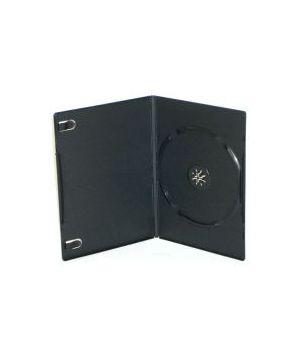 AG CUSTODIA DVD SINGOLA  7MM NERA 556200NG 100 PEZZI