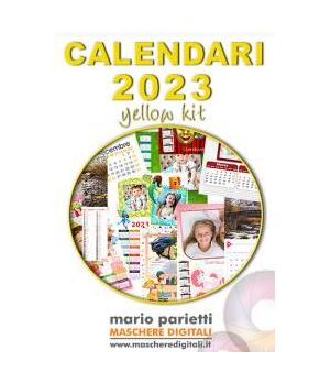 FOTOCALENDARI 2021 YELLOW ^