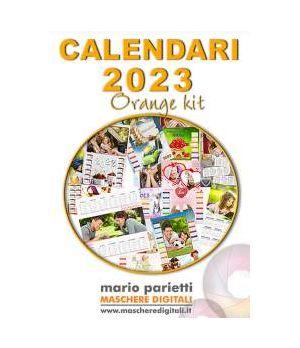 FOTOCALENDARI 2021 ORANGE ^
