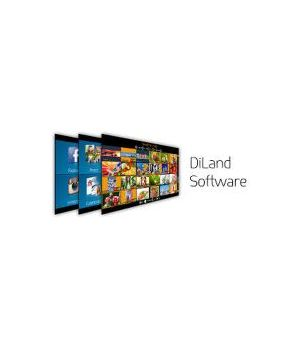 DILAND SOFTWARE KIOSK 2  - LICENZA CON HARDWARE KEY ^
