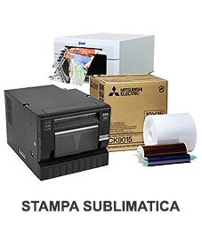 stampa sublimatica